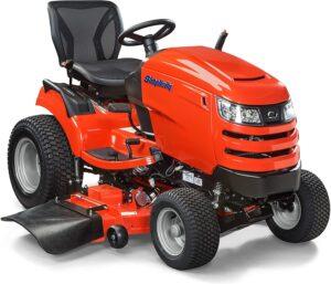 可以使用多年的高级坐骑式除草机 Simplicity 2691339 Conquest Mower
