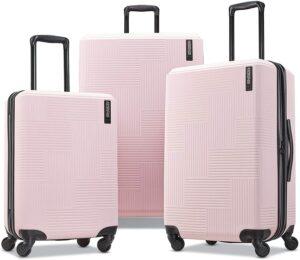 可爱的行李箱套装