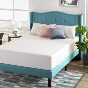 最佳分层泡沫:Zinus 记忆海绵 12 英寸绿茶床垫
