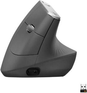 最符合人体工学的罗技鼠标 Logitech MX Vertical Wireless Mouse