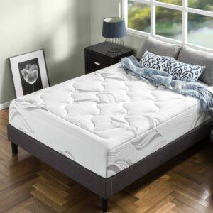 最豪华:Zinus 记忆海绵 12 英寸高级云状床垫