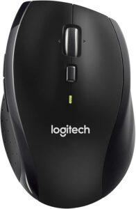 经久耐用的价格便宜的罗技鼠标 Logitech M705 Wireless Marathon Mouse