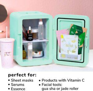 美容护肤品的冰箱