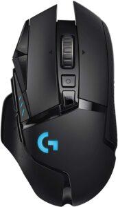 适合全方位使用的最佳L罗技鼠标 Logitech G502 Lightspeed Wireless Gaming Mouse