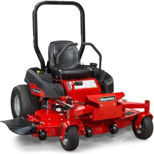 适合超大草坪的商业级坐骑式除草机 Snapper 560Z 52-Inch 25HP Briggs & Stratton Commercial Engine Zero Turn Lawn Mower