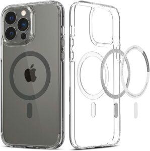 适用于 iPhone 13 的 Spigen Ultra Hybrid Mag Safe 兼容保护壳