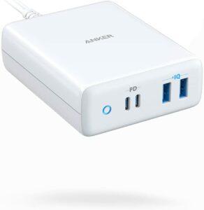 100W 4口USB-C USB-A充电器