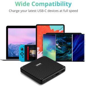 100W Superport 4 USB-C 壁式充电器 Zendure 100W USB-C Wall Charger