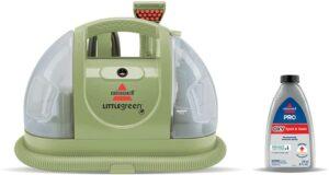 BISSELL - Portable Carpet Cleaner - Little Green – for Carpet & Upholstery 地毯清洁机