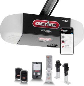 车库门遥控器Genie QuietLift Connect – WiFi Smart Garage Door Opener