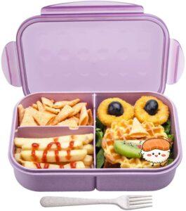 MISS BIG 儿童午餐盒 MISS BIG Bento Box for Kids