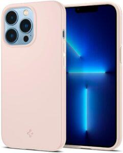 Spigen Thin Fit 专为 Apple iPhone 13 Pro 手机保护壳 Spigen Thin Fit Designed for Apple iPhone 13 Pro Case