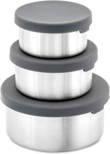 WeeSprout 不锈钢午餐盒 Stainless Steel Food Storage Containers