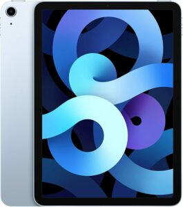 iPad Air 4 (2020) 性能和Ipad Pro相当