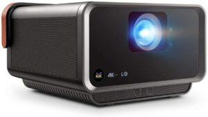 优派 ViewSonic X10-4KE 4K Portable Smart Wi-Fi Home Theater Projector