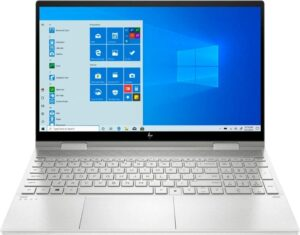 处理速度快的:HP Envy x360 2-in-1