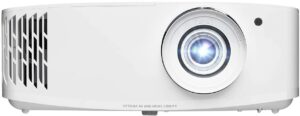 奥图码 UHD50X 4K Projector for Gaming 240Hz Refresh Rate