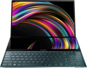 时髦的:华硕 ZenBook Pro Duo