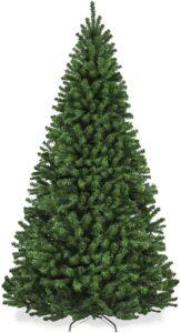 最佳人造圣诞树推荐Best Choice Products 7.5ft Premium Spruce Artificial Holiday Christmas Tree