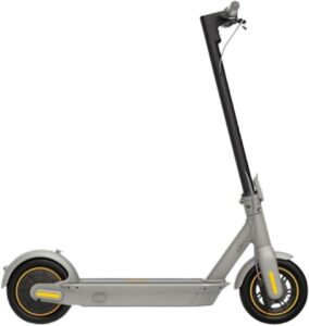 最佳整体:Segway Ninebot Max 电动滑板车