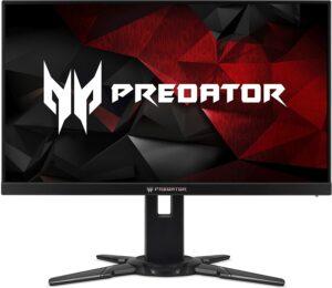 最佳电子竞技 240hz 显示器 Acer Predator XB272