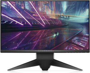 最佳高刷新 240hz 显示器 Alienware 25 Gaming Monitor AW2518H