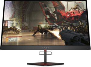 最佳 27寸 240hz 显示器 Omen X 27 240 Hz 1ms Gaming Monitor