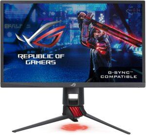 最佳 G-SYNC 240hz 显示器 ASUS ROG Strix XG248Q Gaming Monitor