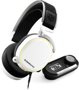 有线游戏耳机 SteelSeries Arctis Pro + GameDAC