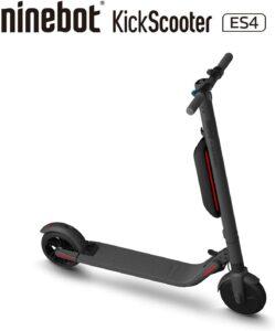 特选:Segway Ninebot ES4 电动滑板车
