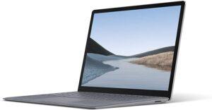 现代的:Microsoft Surface Laptop 3
