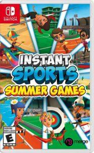 Nintendo Switch健身游戏推荐【让你真正享受锻炼】 Instant Sports
