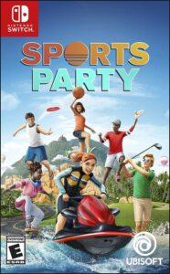 Nintendo Switch健身游戏推荐【让你真正享受锻炼】 Sports Party