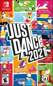 Nintendo Switch健身游戏推荐 Just Dance 2021